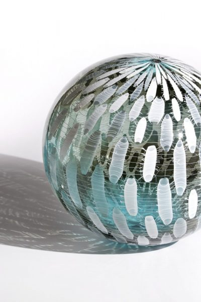 Aquamarine Anemone Orb