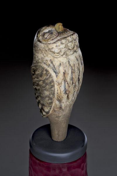 Owl Spirit Jar