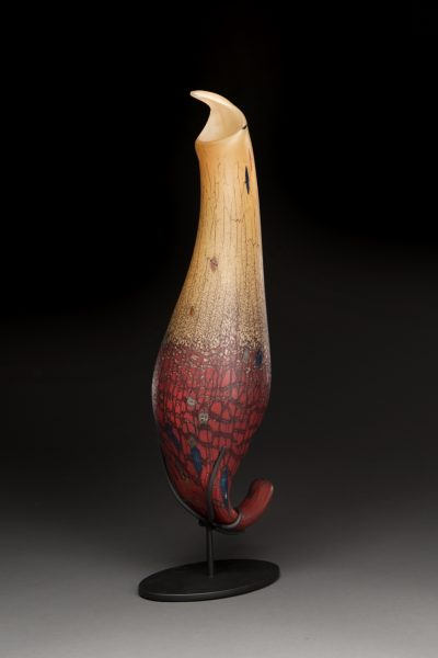 Tobacco red pitcher