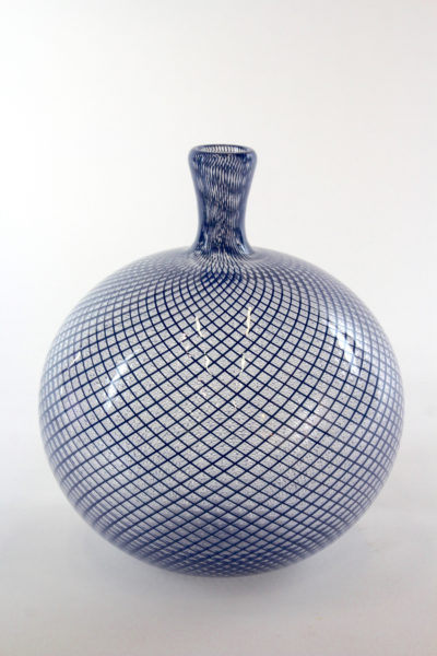 Blue Reticello