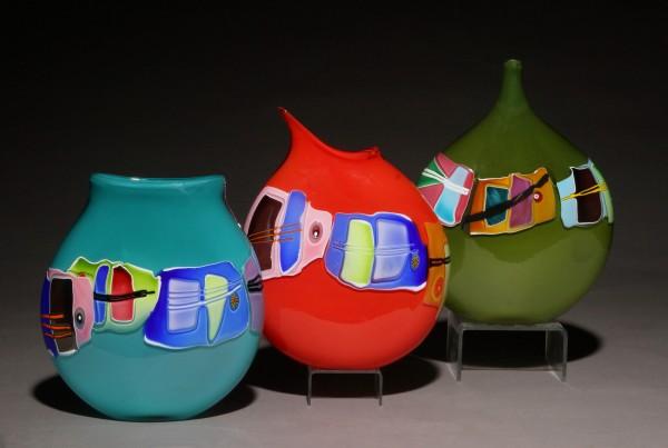 Pattern Vessels