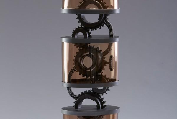 Triple Split Gear Vessel