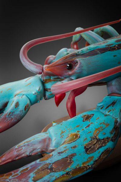 Turquoise Chroma Detail