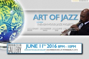 Art of jazz June 2016