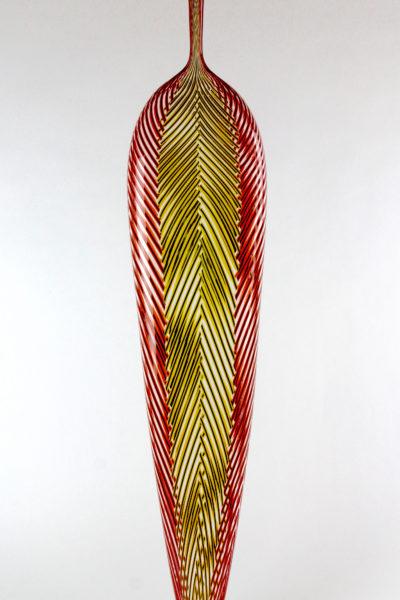 Red & Gold Leaf