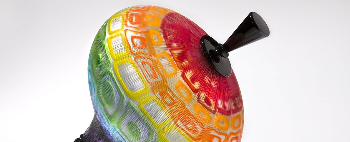 Join the Duncan McClellan Gallery as we welcome renowned Seattle Glass Artist Nancy Callan to St Petersburg. Saturday April 8th