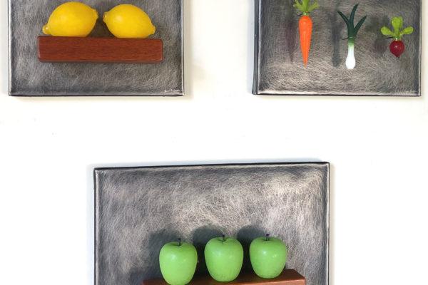 Lemons Apples Veg Medley