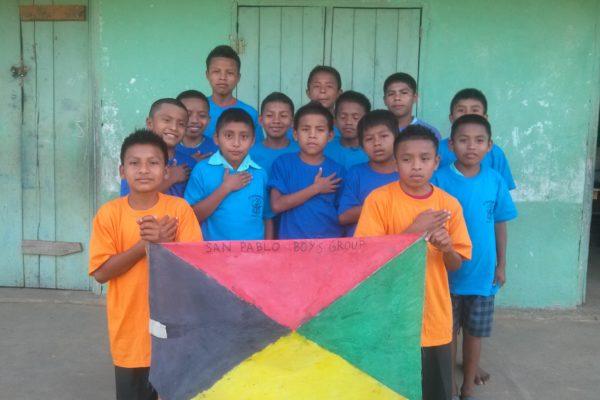 Nokumbaya san Pablo boys club