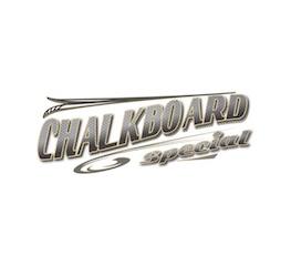 Chalkboard Special Food Truck
