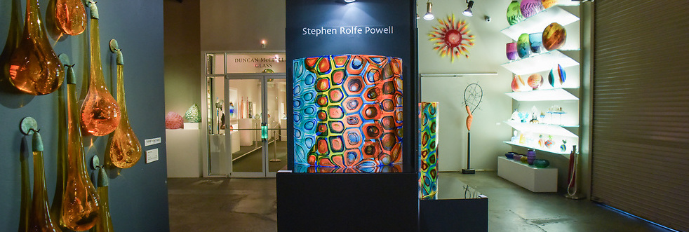 JOIN US FOR THE OPENING OF 2 SPECIAL GLASS EXHIBITS